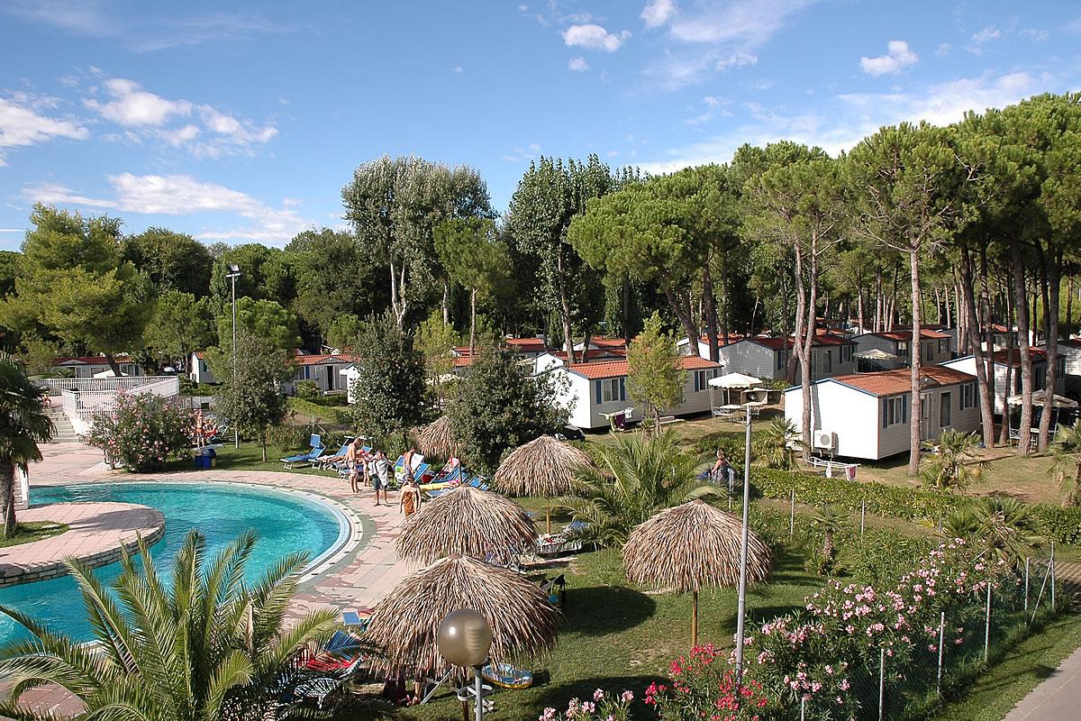 Camping Village Pino Mare a Lignano