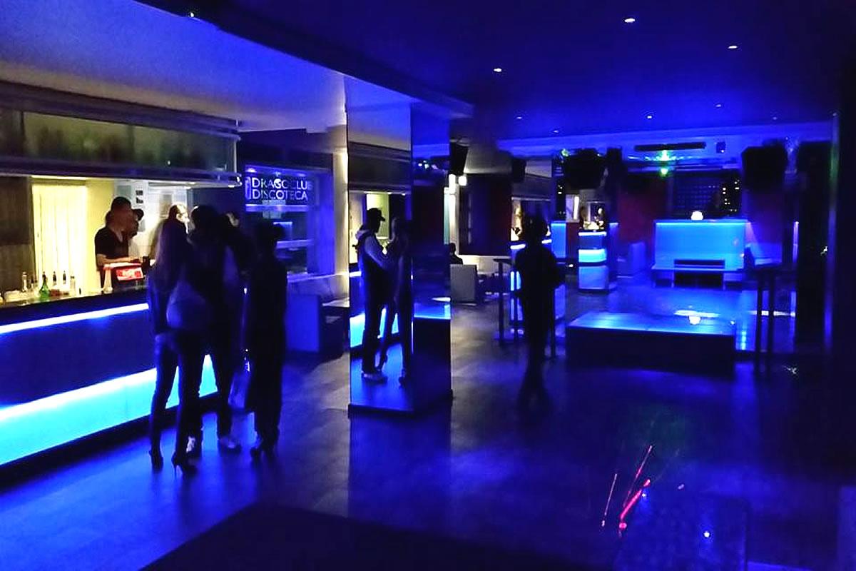 Discoteca Drago Club a Lignano Sabbiadoro loc. City