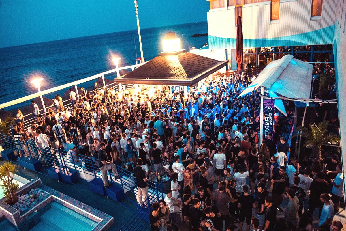 Discoteca Kursaal a Lignano Riviera