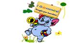 Logo parco giochi i gommosi