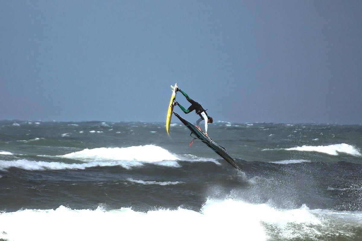 Scuola wind surf