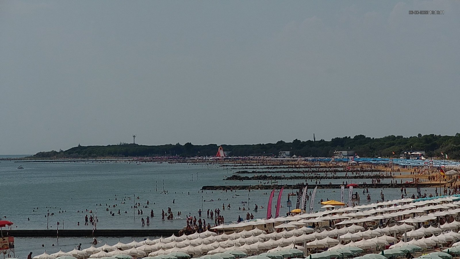 Webcam Lignano Sabbiadoro