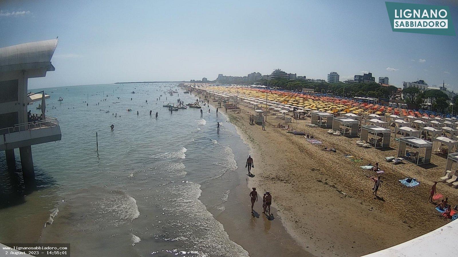 Webcam Strand