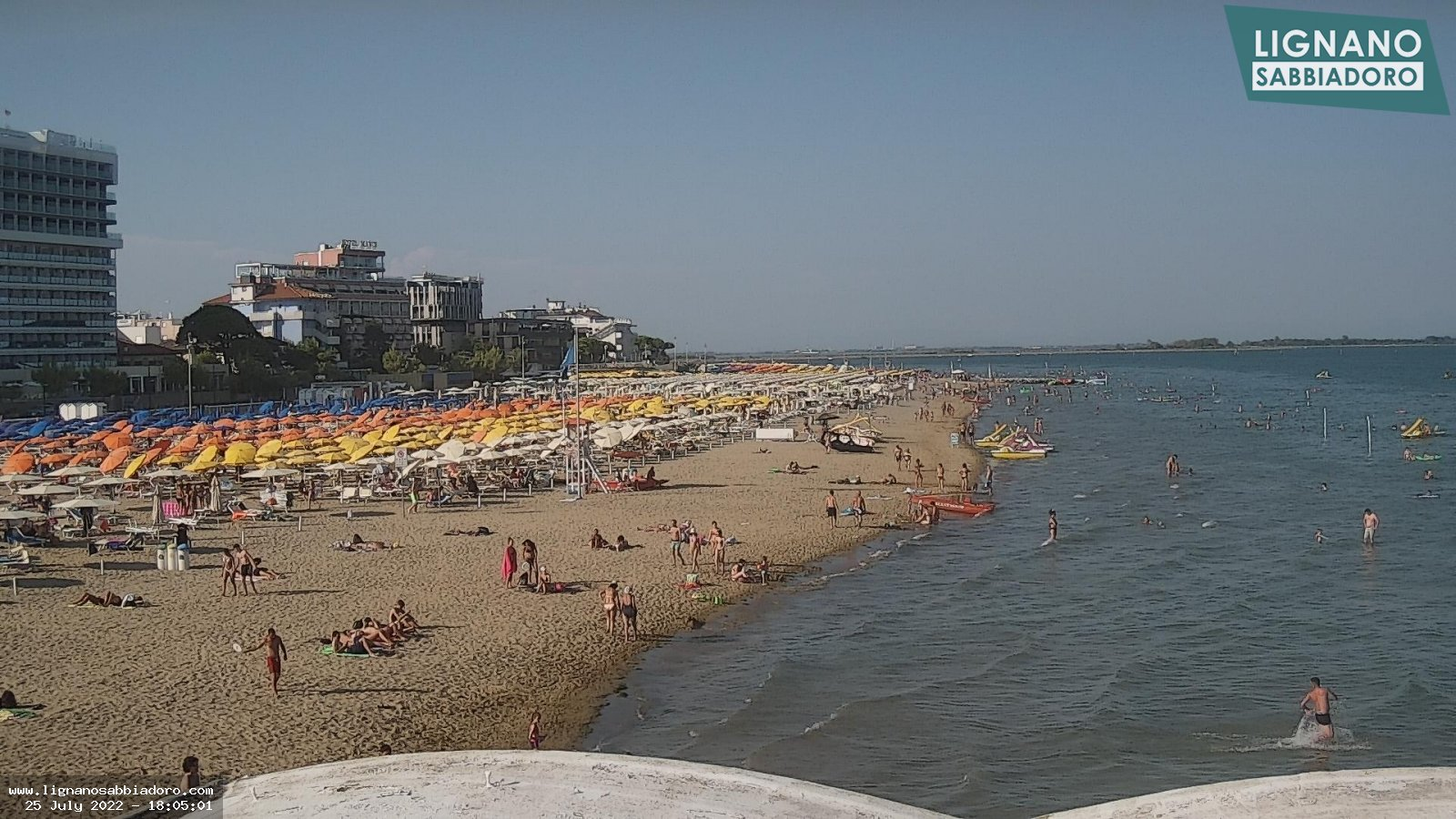 Webcam Lignano