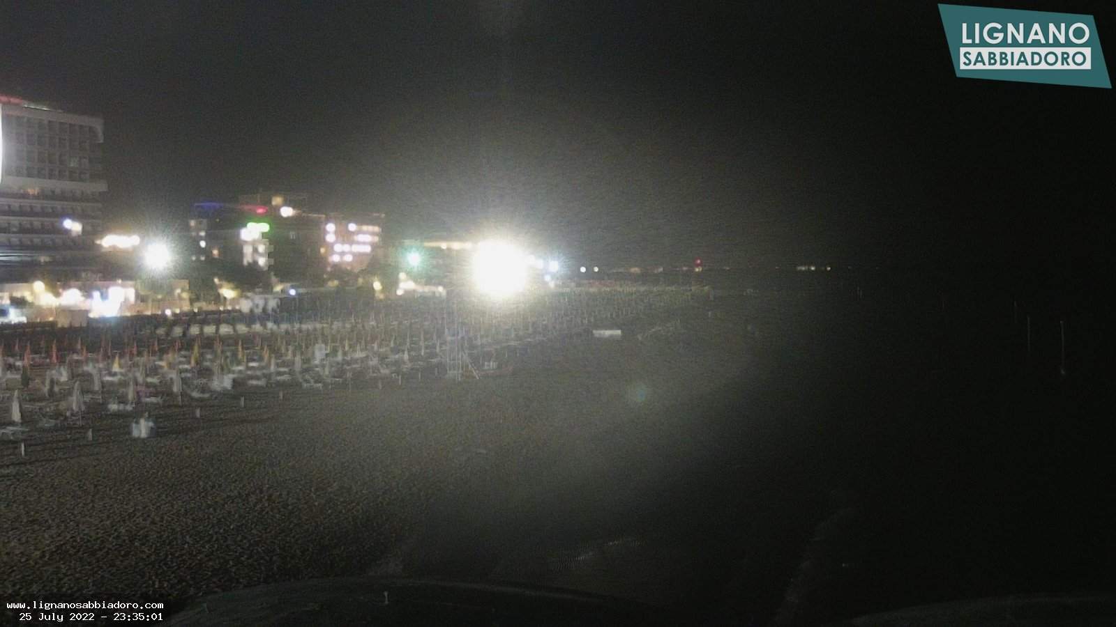 Webcam Lignano in Tempo Reale - Diretta Streaming Live