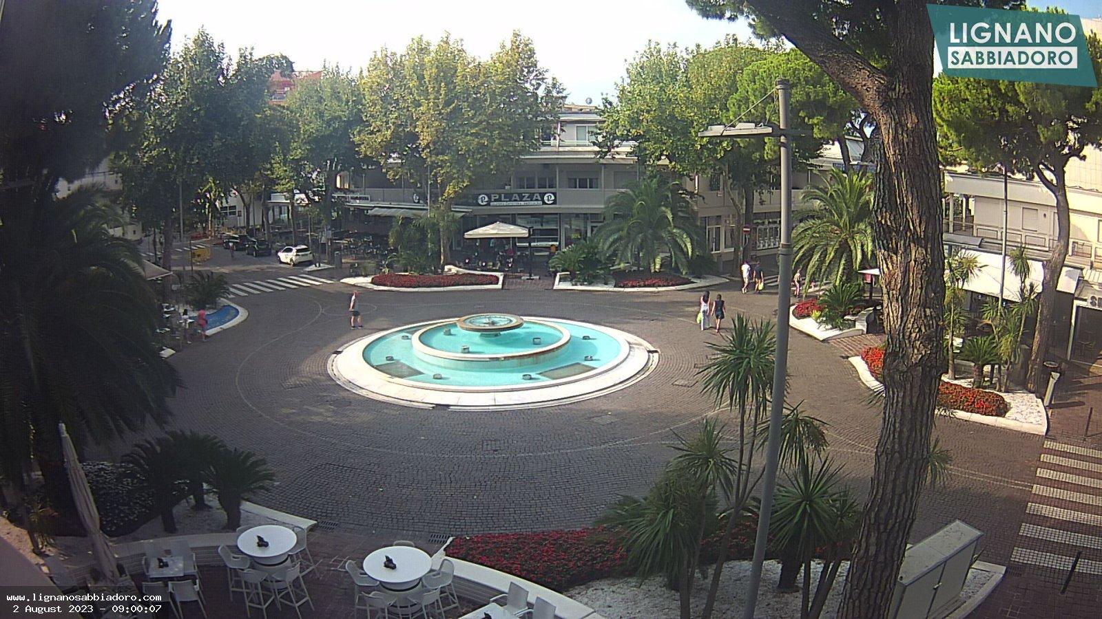 Webcam Piazza Fontana