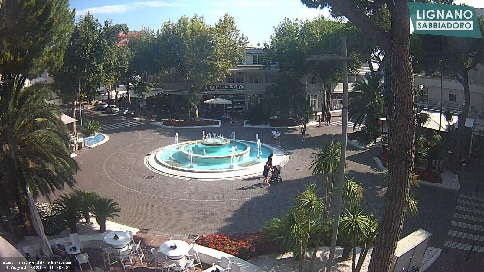 Webcam live streaming im Zentrum
