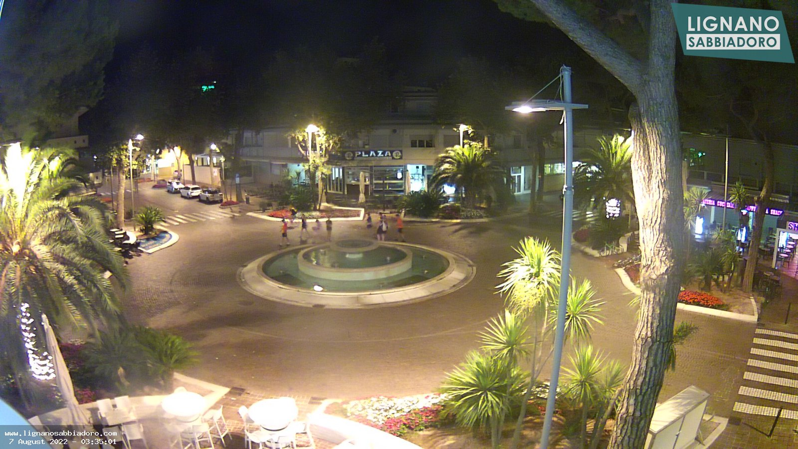 Webcam Piazza Fontana