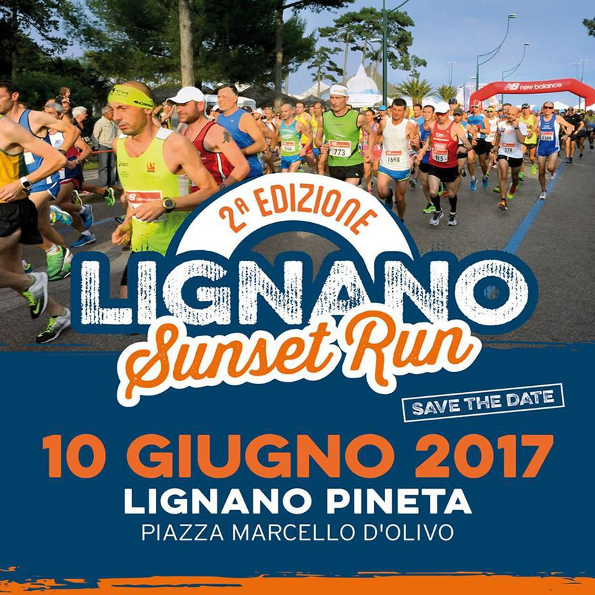 Lignano Sunset Run Half Marathon