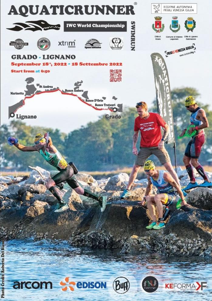 Aquatic Runner Italy