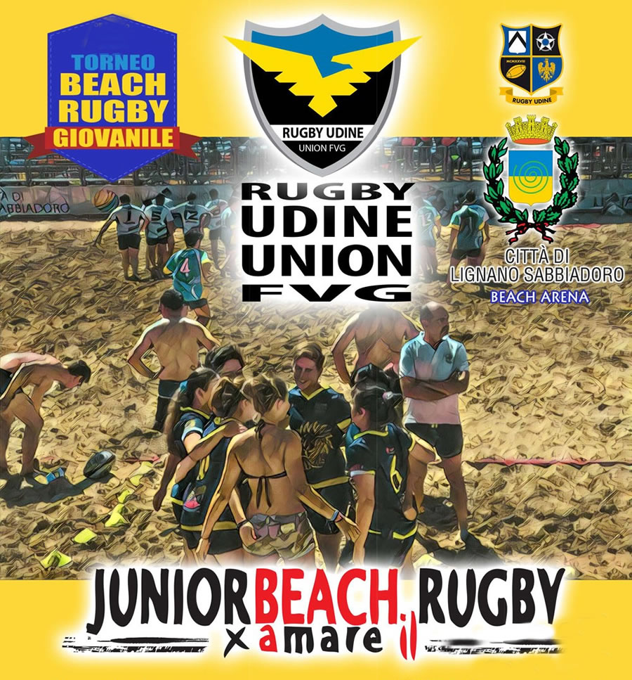 Torneo Junior Beach Rugby 2016